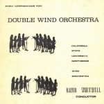 Double Wind Orchestra album cover